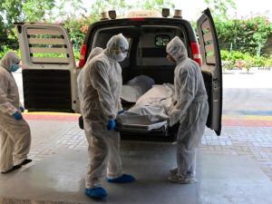 27 حالة وفاة و822 إصابة بفيروس كورونا في فلسطين