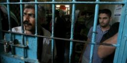 سجون غزة