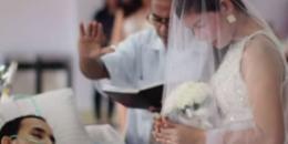 زفاف موت السرطان