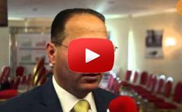 """Embedded thumbnail for اجتماع الجمعية العمومية العادي ال""""٢١"""" لبنك القدس"""