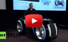 Embedded thumbnail for دراجة نارية بـ77 ألف دولار