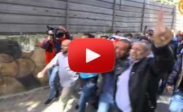 Embedded thumbnail for مشاهد من وداع الشهيد احمد شحادة في بلدة بيتونيا