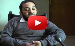 Embedded thumbnail for عبد الله زكارنة نموذجا لآلاف الباحثين عن حقهم في العمل من ذوي الإعاقة