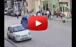 Embedded thumbnail for دراجة تنقذ حياة طفلة سقطت من الطابق الرابع