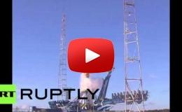 Embedded thumbnail for إطلاق أول صاروخ لهذا العام من قاعدة بليسيتسك