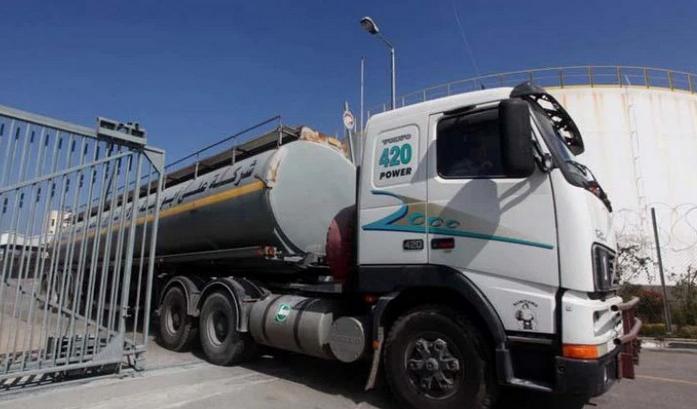 الوقود الرامي اليوم والقطري غدًا بالقطاع