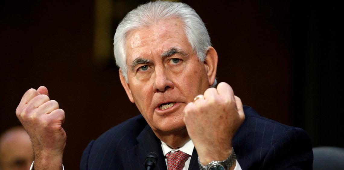 تيلرسون: سنبدأ بتطبيق قرار نقل السفارة الى القدس فوراً