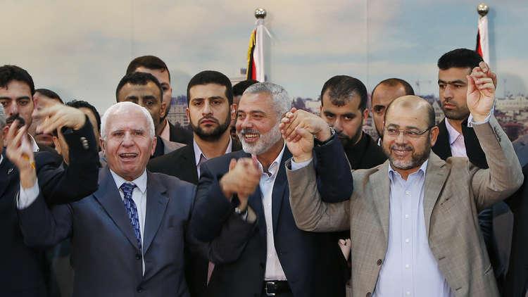اتفاق على نشر 3000 عنصر من الشرطة الفلسطينية التابعة للسلطة في غزة