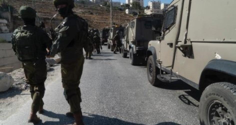الاعلام العبري: شبهات باختطاف مستوطن قرب مستوطنة أدوميم شرق القدس