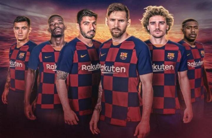 برشلونة يكشف قائمة لاعبيه في مسابقة دوري الأبطال
