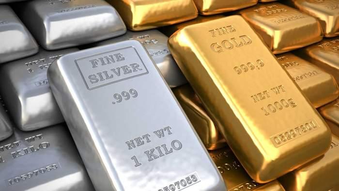 تراجع في أسعار الذهب.. وارتفاع في الفضة