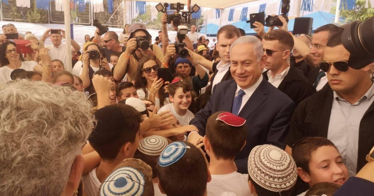 نتنياهو: سنفرض السيادة على مستوطنات الضفة فور تشكيل الحكومة القادمة