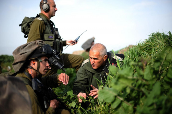 قائد فرقة غزة: الحوامات تشكل تهديداً خطيراً بالنسبة لإسرائيل