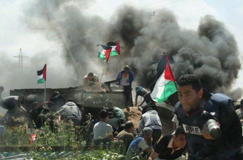 حماس تنوي تصعيد حدة التظاهرات على حدود قطاع غزة