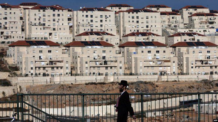 قرار ببناء 641 وحدة جديد في القدس