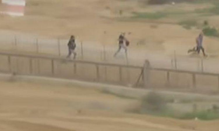 تفاصيل جديدة حول عملية التسلل شرق دير البلح قبل أيام