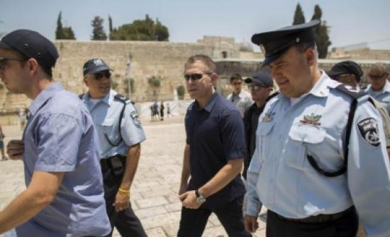 وزير إسرائيلي: نحن أصحاب السيادة في القدس