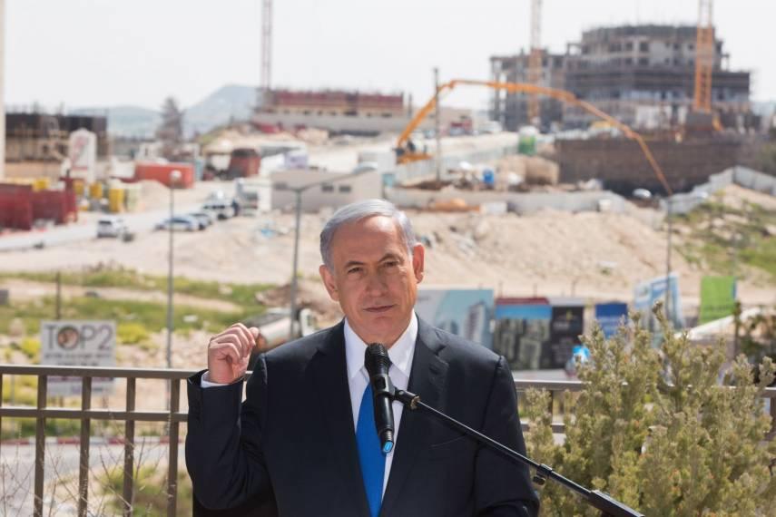 نتنياهو يدعو المستوطنين للتصويت له ويُهدّد بمعركة ضد حماس