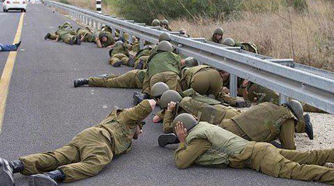 بالحرب المقبلة سيسقط في إسرائيل 3 – 4 آلاف صاروخ يوميا