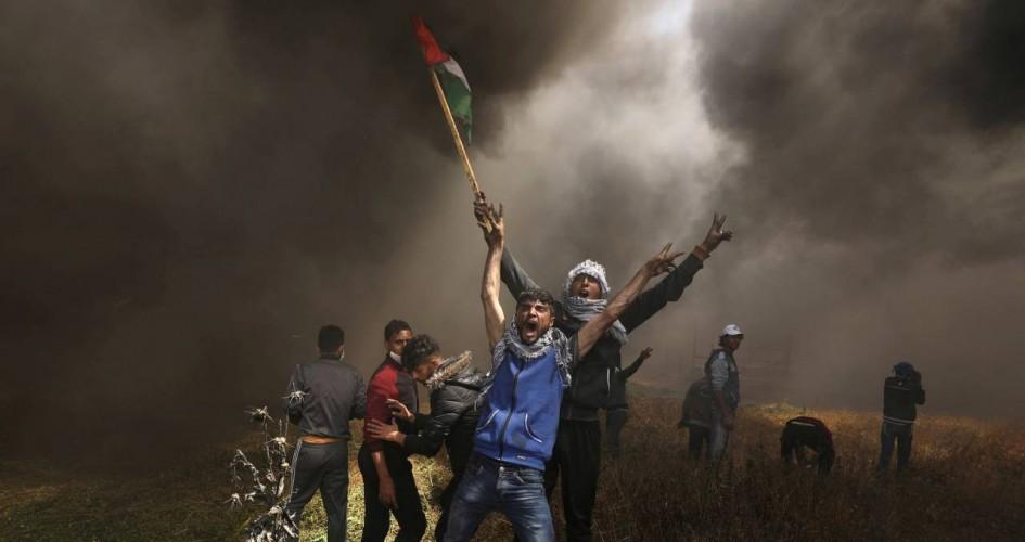 سلاح اسرائيلي جديد ضد المشاركين في مسيرات العودة ولحماية جيشه ومستوطنيه