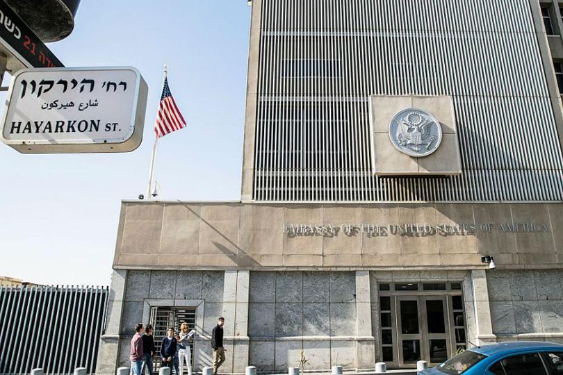 الجامعة العربية تدين إنهاء عمل القنصلية الامريكية