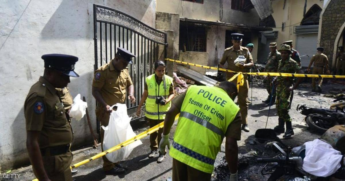 بعد تفجيرات الأحد .. تفجير جديد يستهدف سريلانكا