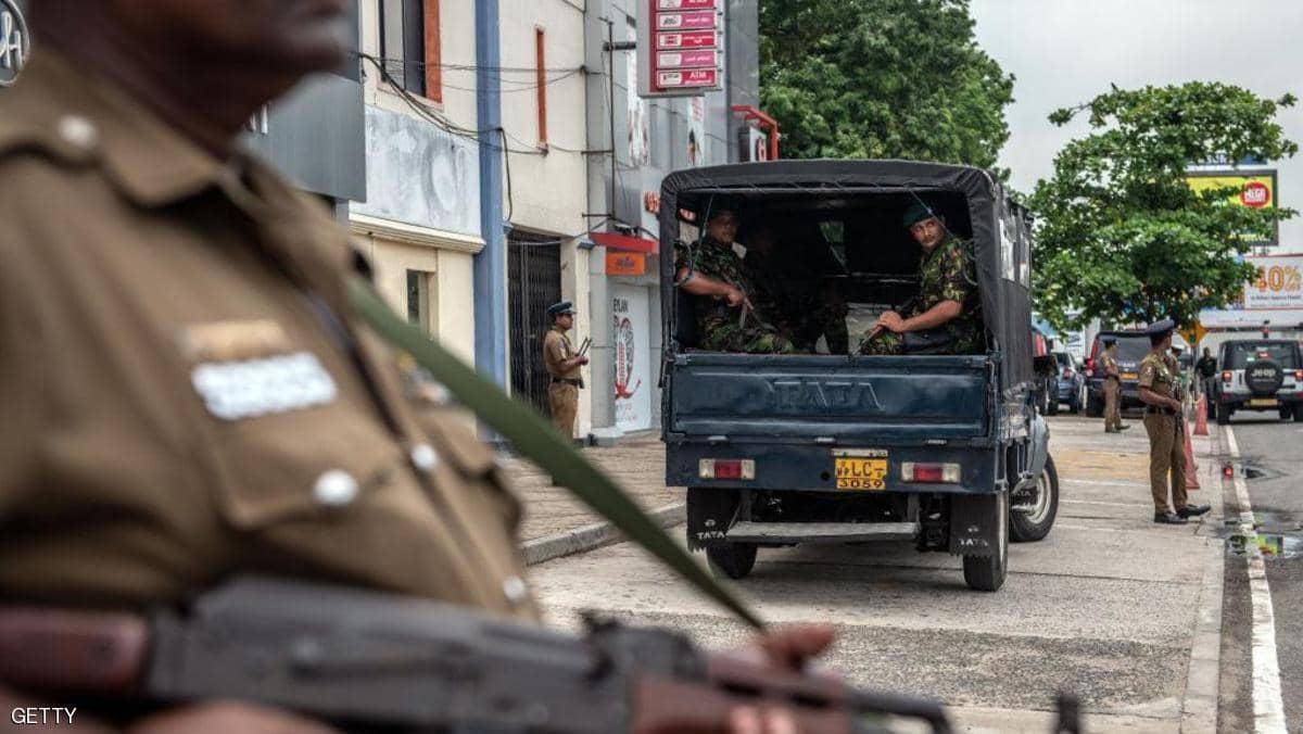 """سريلانكا.. 15 قتيلا جديدا بتفجير انتحاري """"داخل مخبأ"""""""