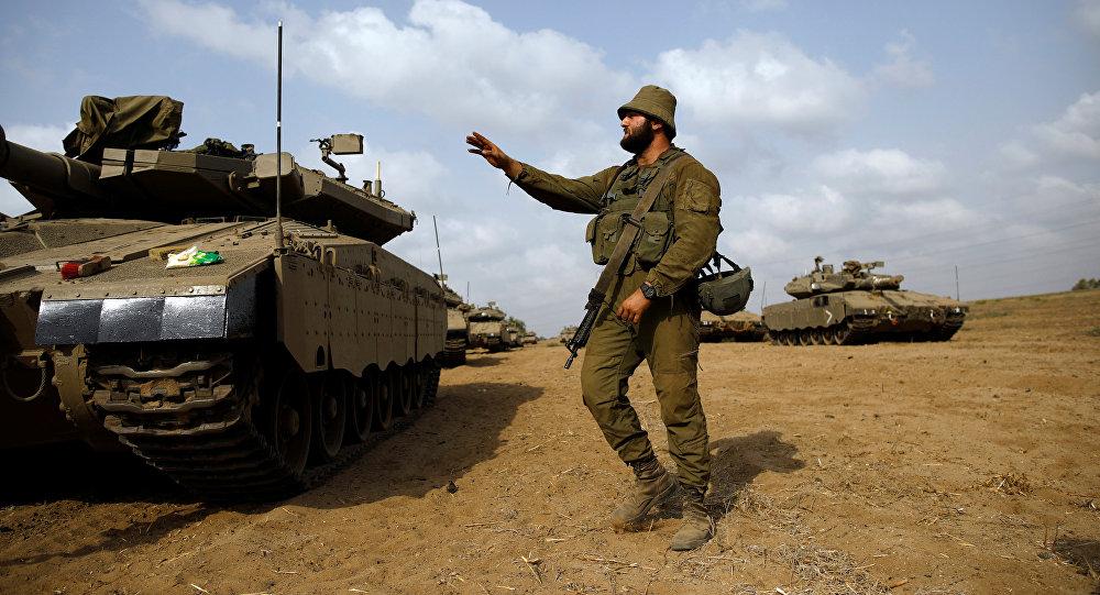 """الجيش ينشر منظومة """"مارس"""" الاستخبارية على حدود غزة"""