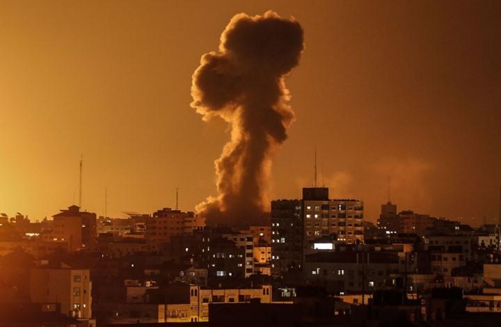 """القناة 10: حماس كسرت الحاجز النفسي بعد قصف """"تل أبيب"""""""