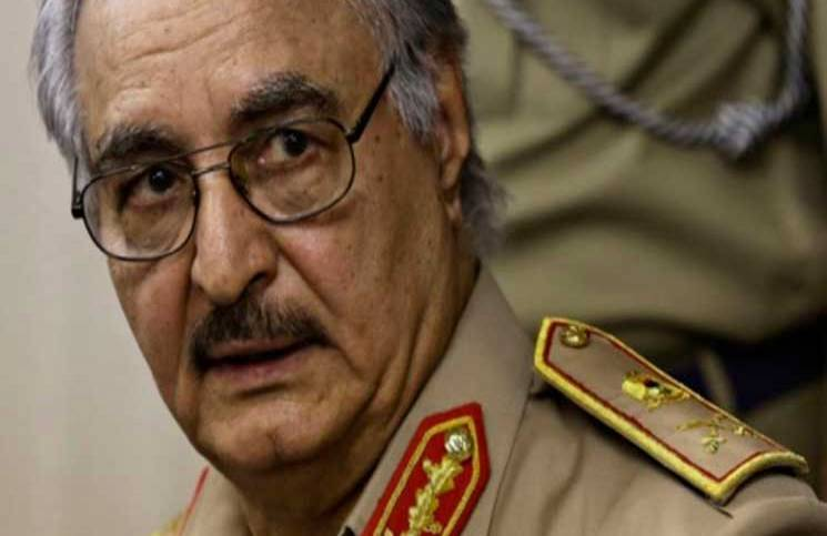 أنباء عن وفاة خليفة حفتر.. ونائب مصري مقرب من نظام السيسي ينعيه والجيش الوطني الليبي ينفي