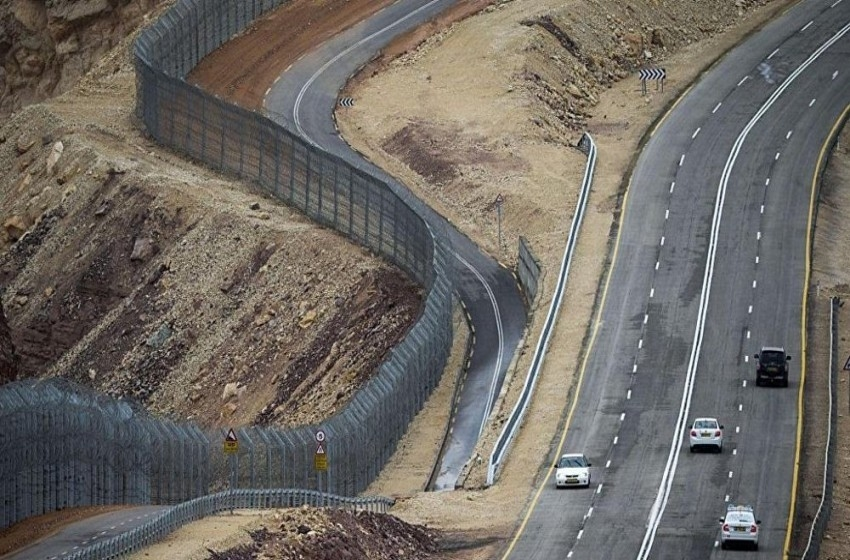مسؤول أمريكي الحدود الإسرائيلية مع غزة ومصر أمس؟