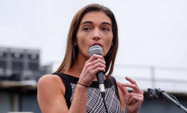 مرشحة لمجلس الشيوخ الأمريكي تتهم مستشارا لنتنياهو بالاعتداء الجنسي عليها