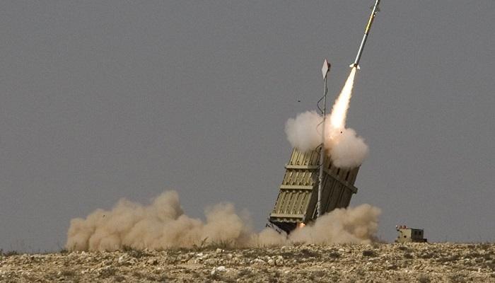 الاحتلال: القبة الحديدية اعترضت صاروخًا أطلق من قطاع غزة