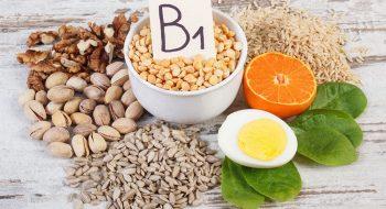 4 علامات لنقص فيتامين بي 1