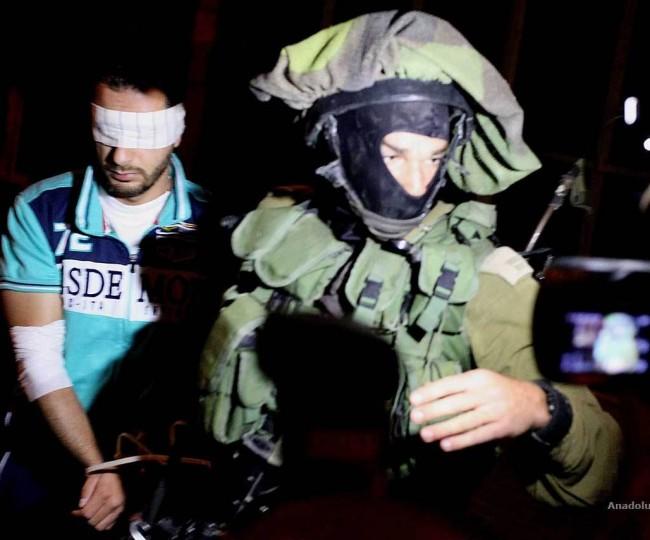 الاحتلال يشن حملة اعتقالات تطال 19 مواطنًا بالضفة