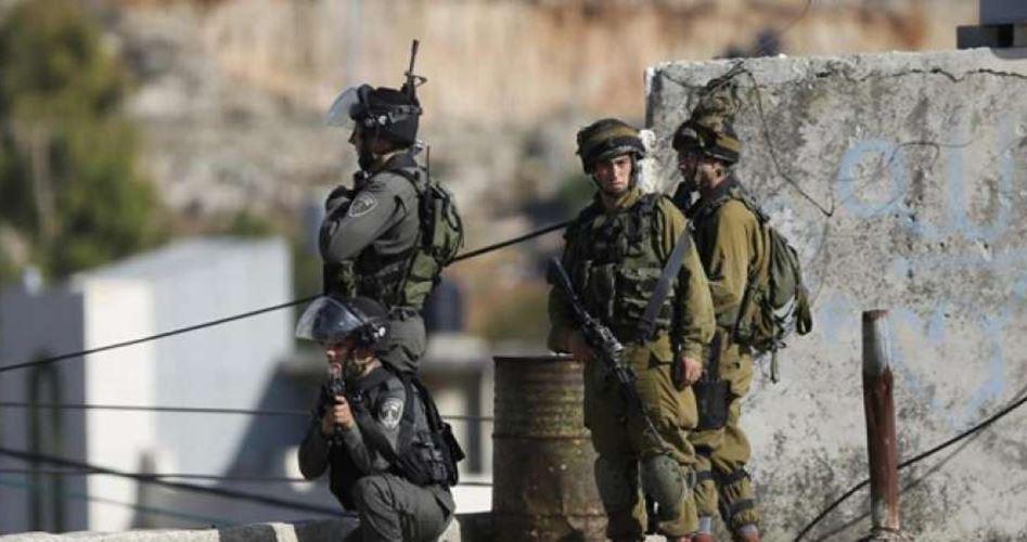 قوات الاحتلال تعتقل أربعة مواطنين بجنين