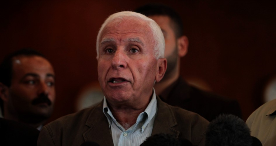 الأحمد: وفد مصري رفيع المستوى يزور رام الله وقطاع غزة