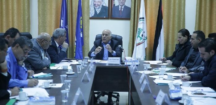 اجتماع طارئ لتنفيذي اتحاد كرة القدم حول قرار فيفا