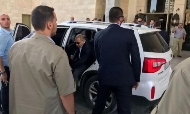 وفد أمني مصري يصل غزة