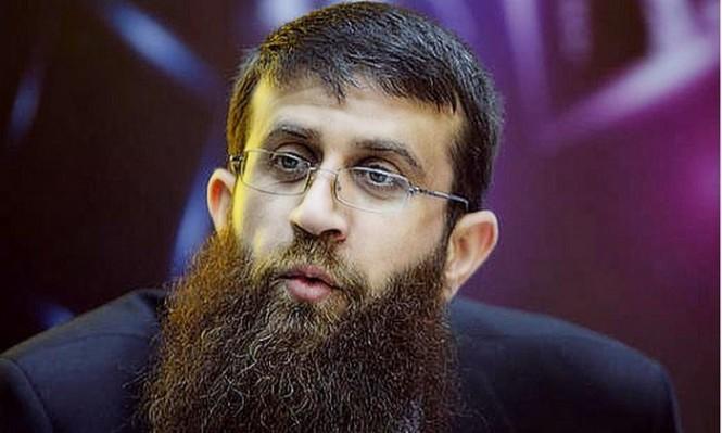 الأسير خضر عدنان يعلن الإضراب المفتوح عن الطعام