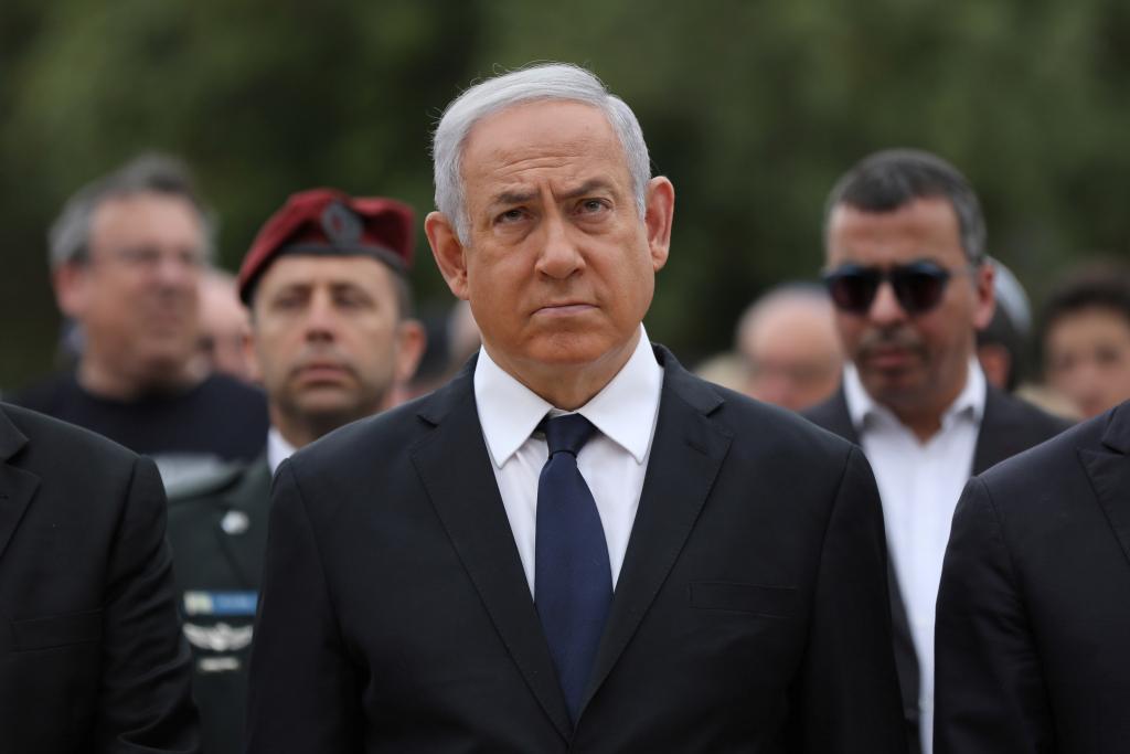 نتنياهو من عسقلان: نستعد لمواجهة عسكرية واسعه مع غزة ستكون مفاجئة