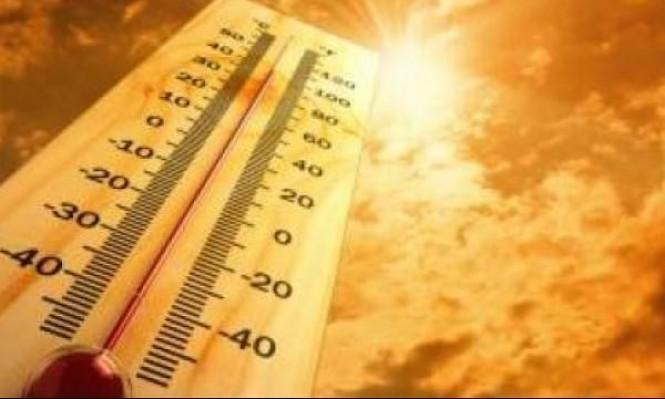 حالة الطقس: موجة الحر تتواصل والحرارة تتجاوز منتصف الثلاثينيات