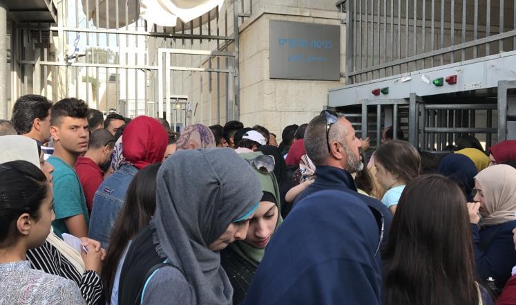 60 يوما مهلة للداخلية الاسرائيلية بالقدس لحل الازمة