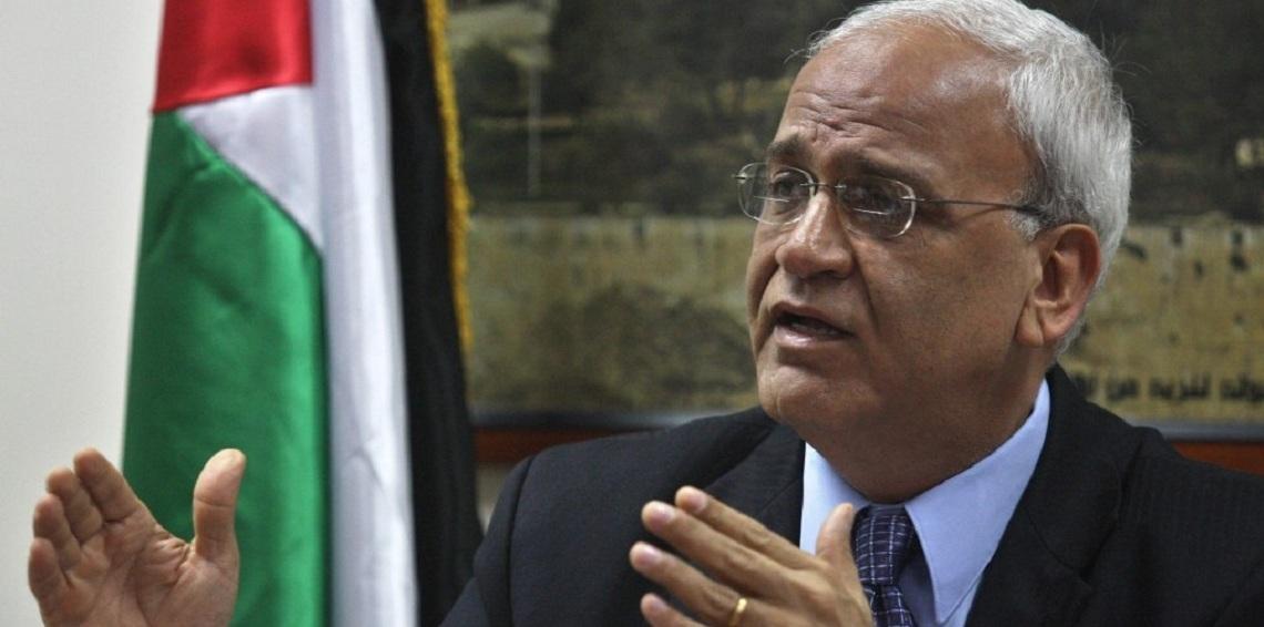 عريقات، إنه لو كان مؤسس حركة (حماس) الشيخ أحمد ياسين على قيد الحياة لحضر اجتماع المجلس الوطني