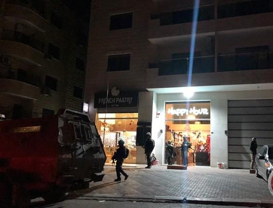 قوات الاحتلال تقتحم عين منجد والمصيون وبيتونيا في رام الله ( صور)