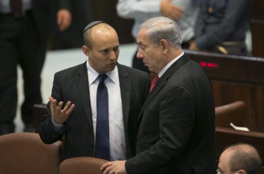 نتنياهو يقيل نفتالي بينت وأيليت شاكيد من الحكومة