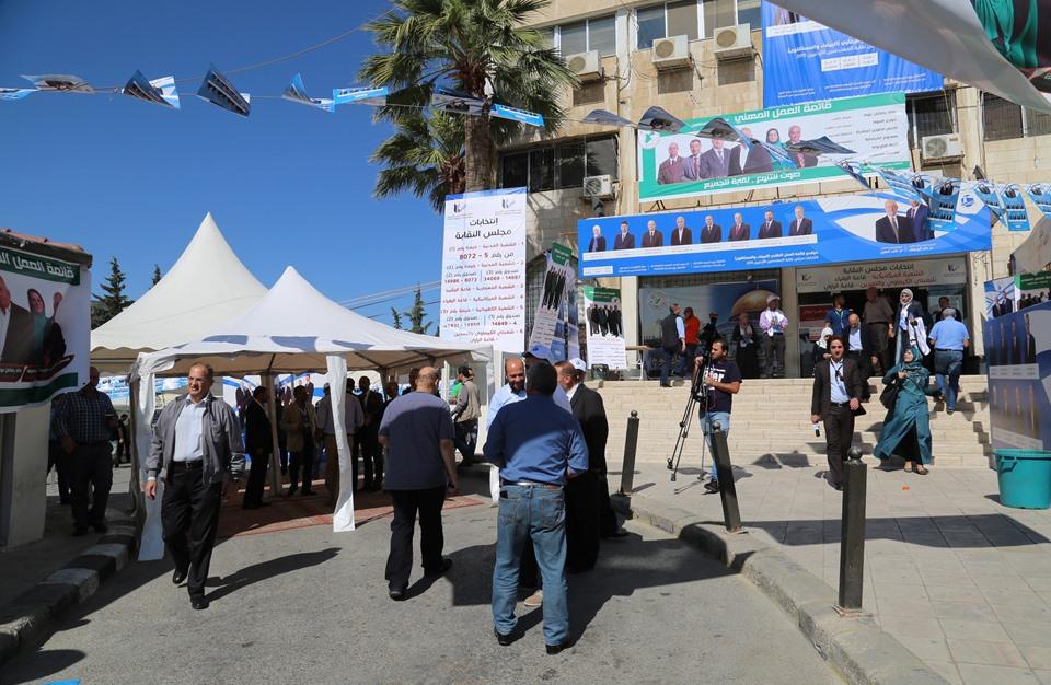 محكمة أردنية تقضي بحبس مجلس المهندسين الأسبق
