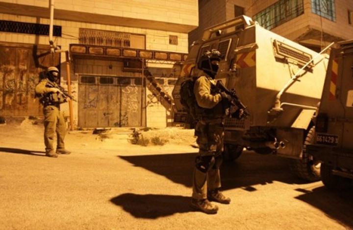 الاحتلال يشن حملة اعتقالات بالضفة الغربية