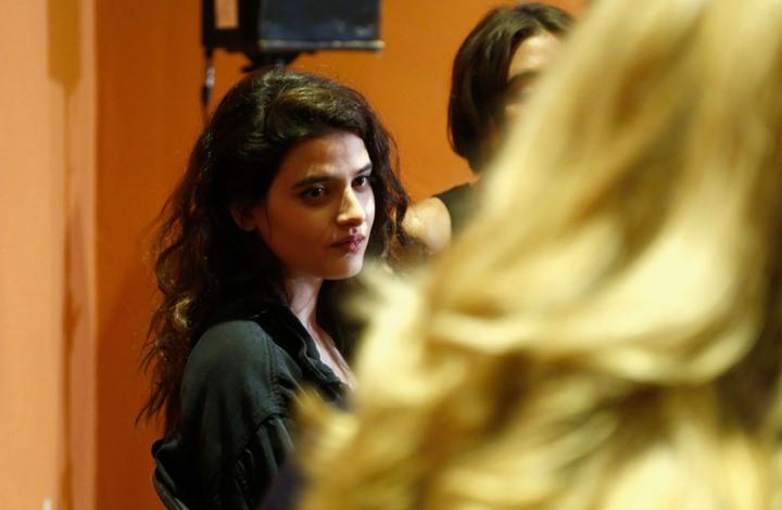 هكذا تضامنت ممثلة فرنسية من أصل لبناني مع غزة (صورة)