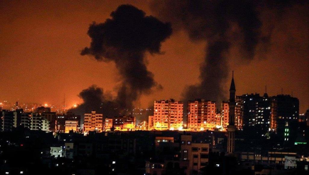 الاحتلال يقصف والمقاومة ترد رغم الإعلان عن وقف إطلاق النار